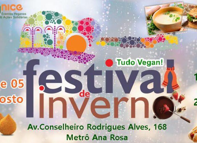 festival de inverno vegano