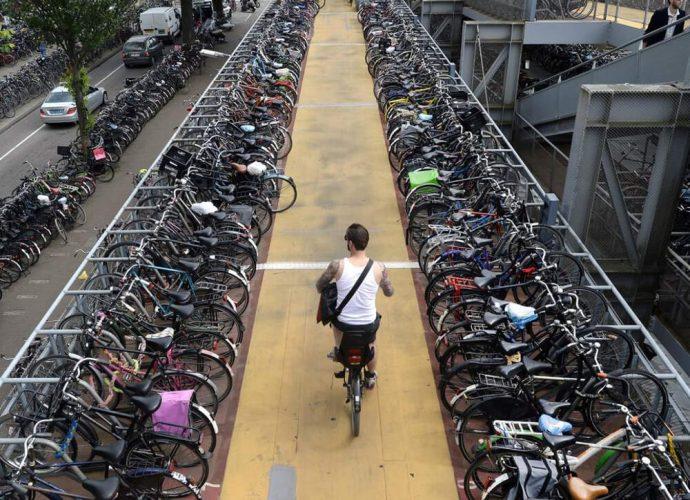 holanda bicicleta
