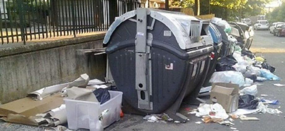 Lixo monitoramento