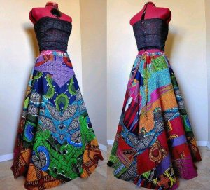 moda sustentável cultura africana