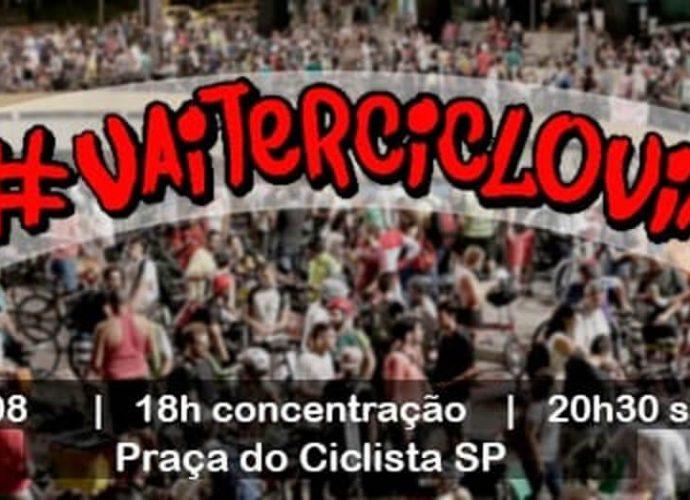 manifestação vai ter ciclofaixa 2.0 2018