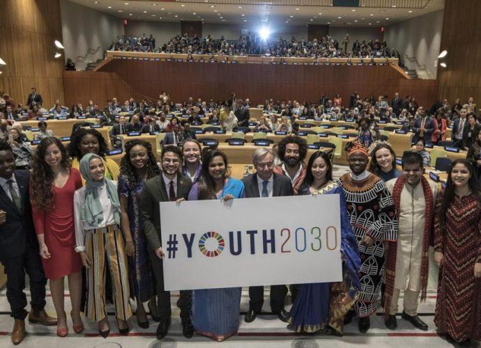 jovens agenda 2030 ONU