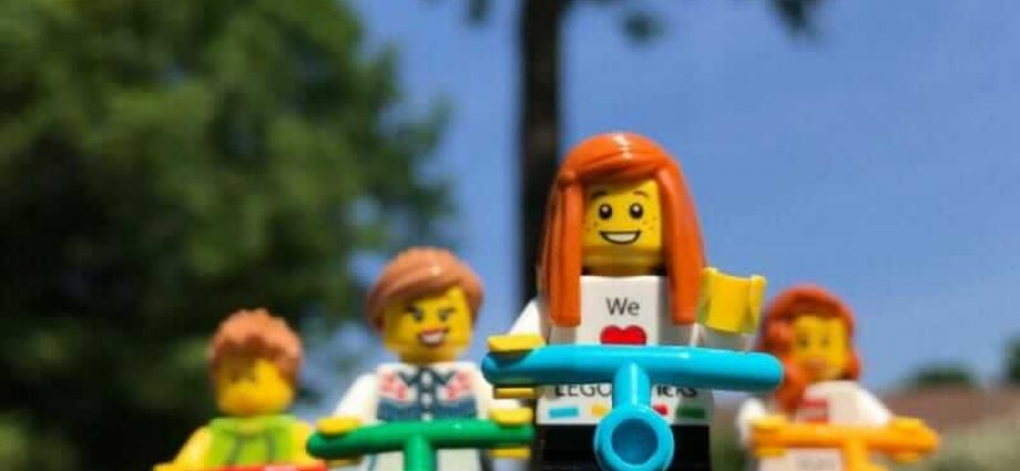 lego green business post