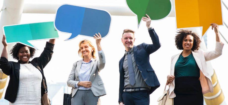 comunicação green business post