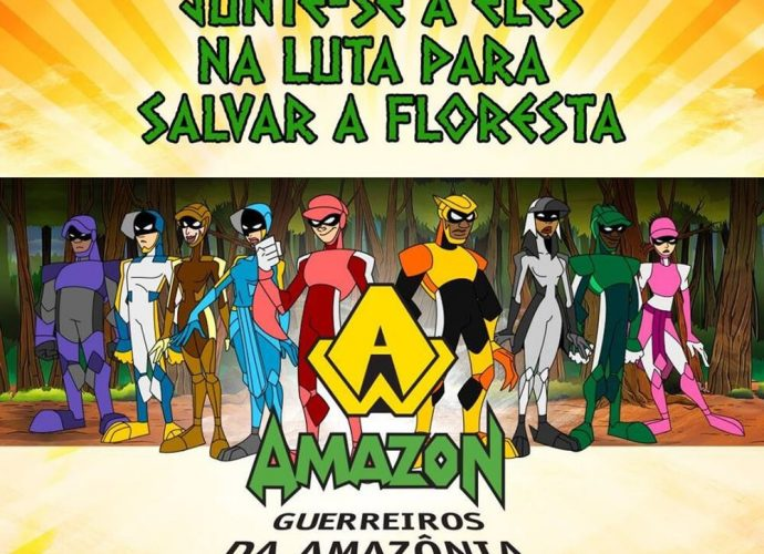 amazon guerreiros da floresta green business post