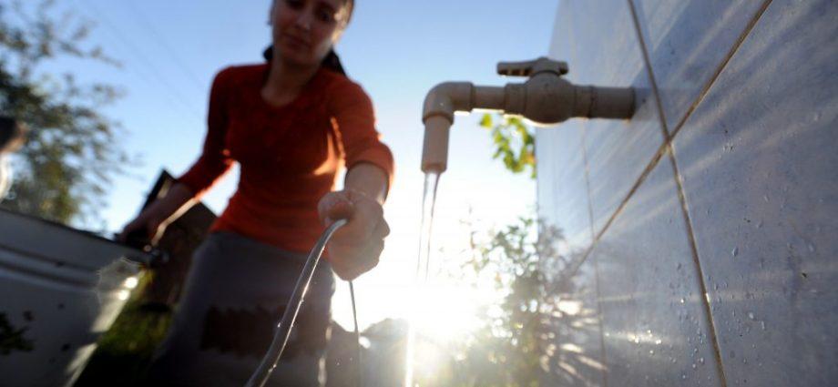 água saneamento direito humanos