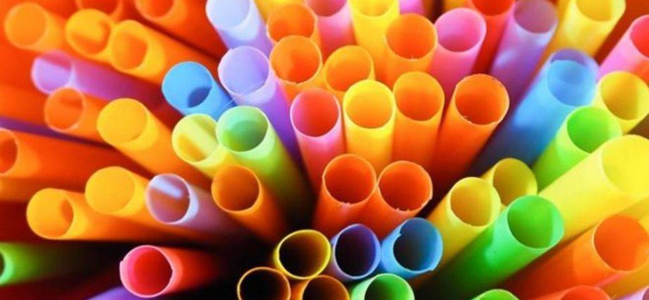 canudos plásticos