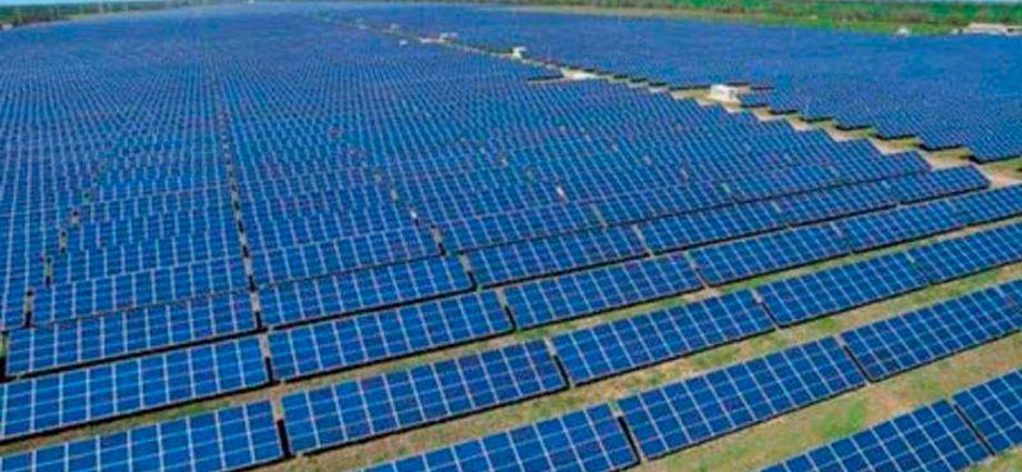 energia elétrica solar