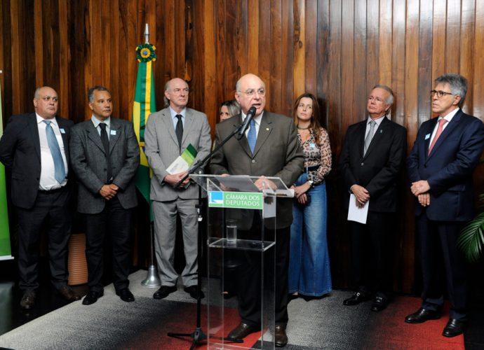 frente parlamentar economia verde ambiente