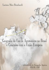 Atlas de uso do agrotóxico no Brasil