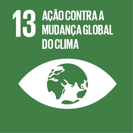 ODS 13 mudanças climáticas